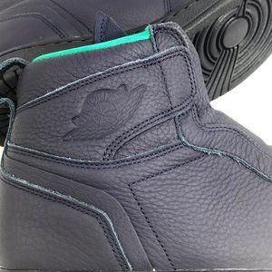 Jordan 1 Retro High Zip Blackened Blue (W)